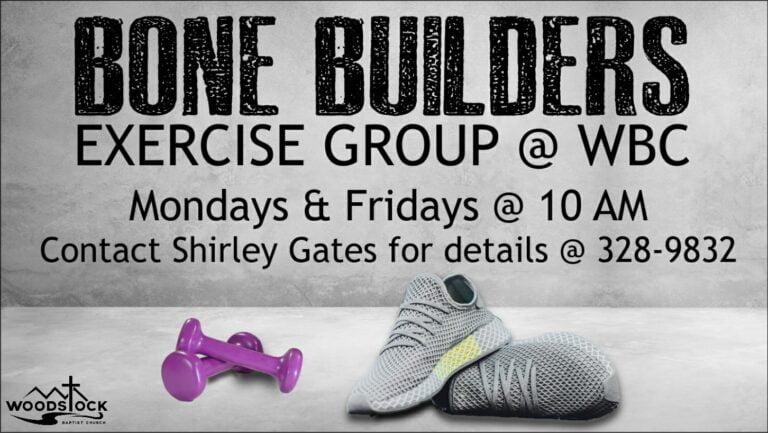 Bone Builders Widescreen Poster