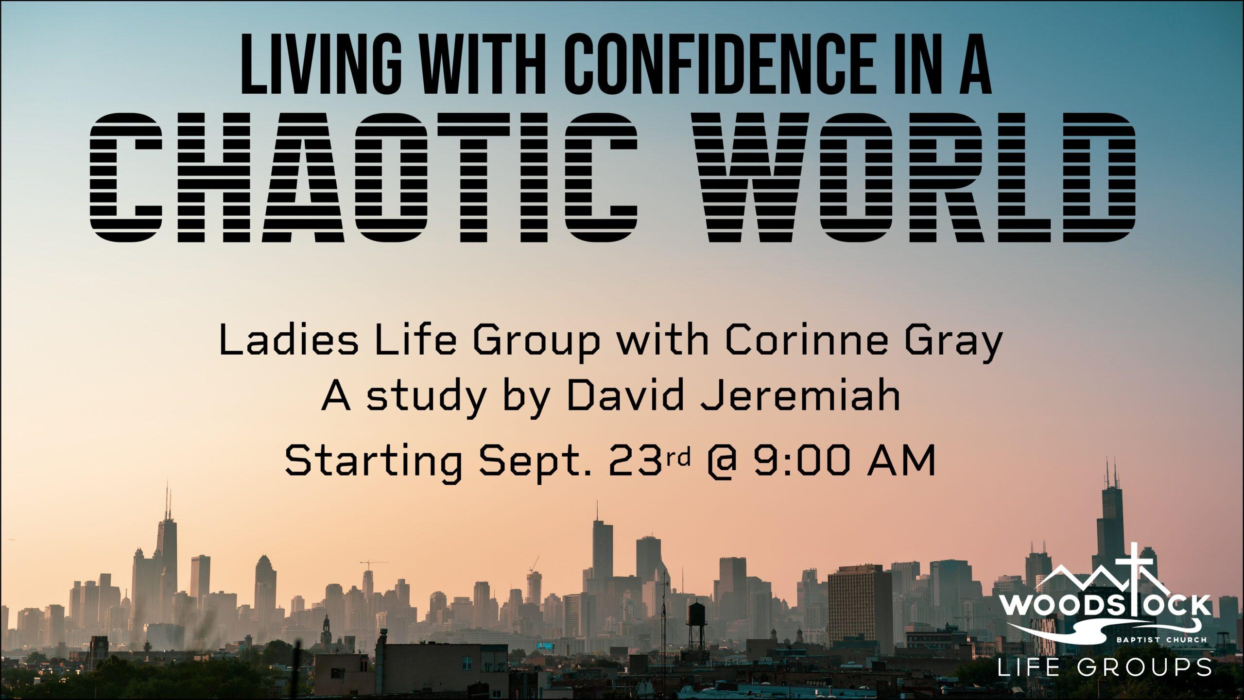Corinne's Life Group