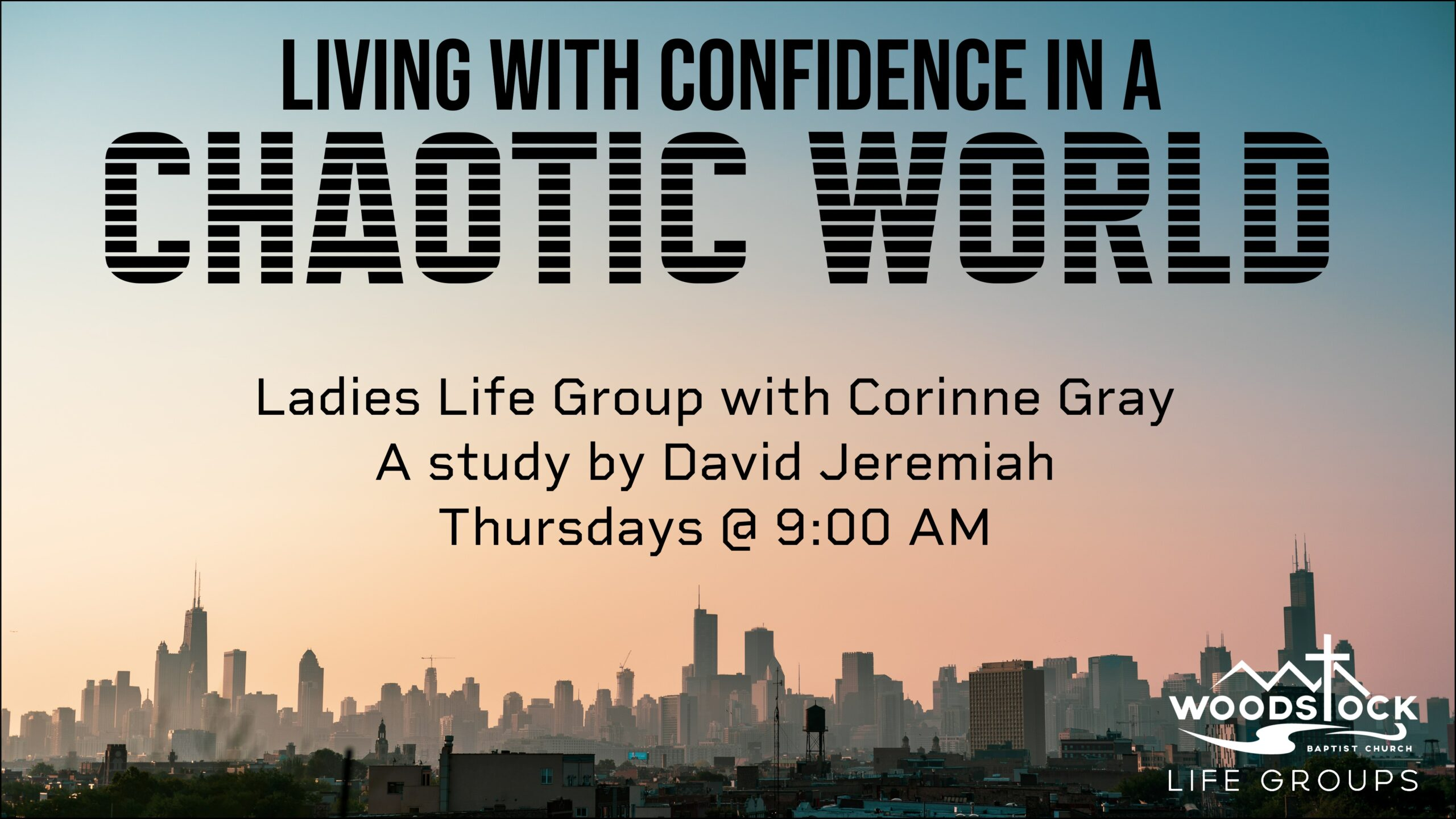 Corinne's Life Group Without Date