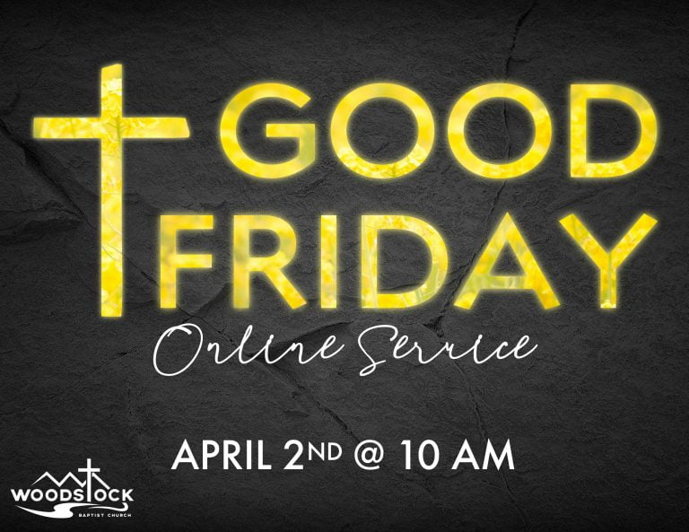 Easter Good Friday Service 2021 (1)