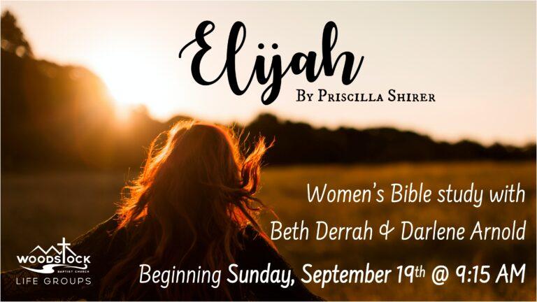 Elijah - Beth & Darlene x2