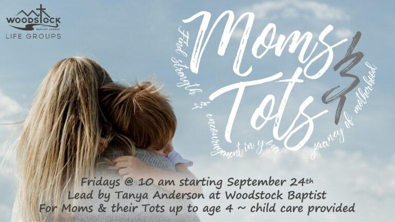 Moms & Tots L.G. starting - screen