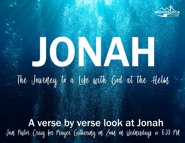 Prayer Gathering - Jonah