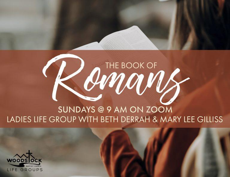 Romans Ladies Life Group - BD & MLG 2021