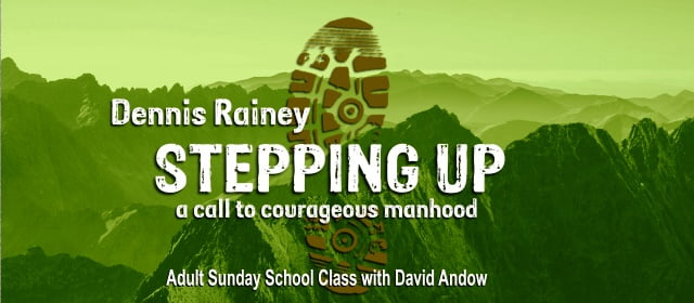 Adult Sunday School 2