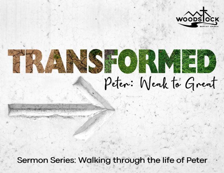 Transformed Feb 2020 Sermon Series - Web