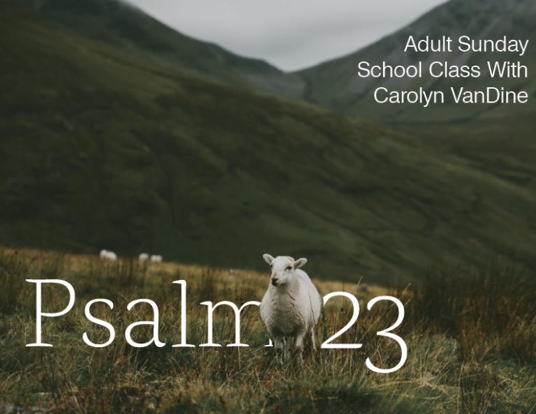 psalm 23 screen